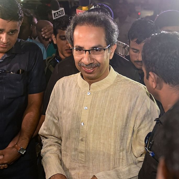 Maha govt formation: Uddhav Thackeray Sarkar but not by remote