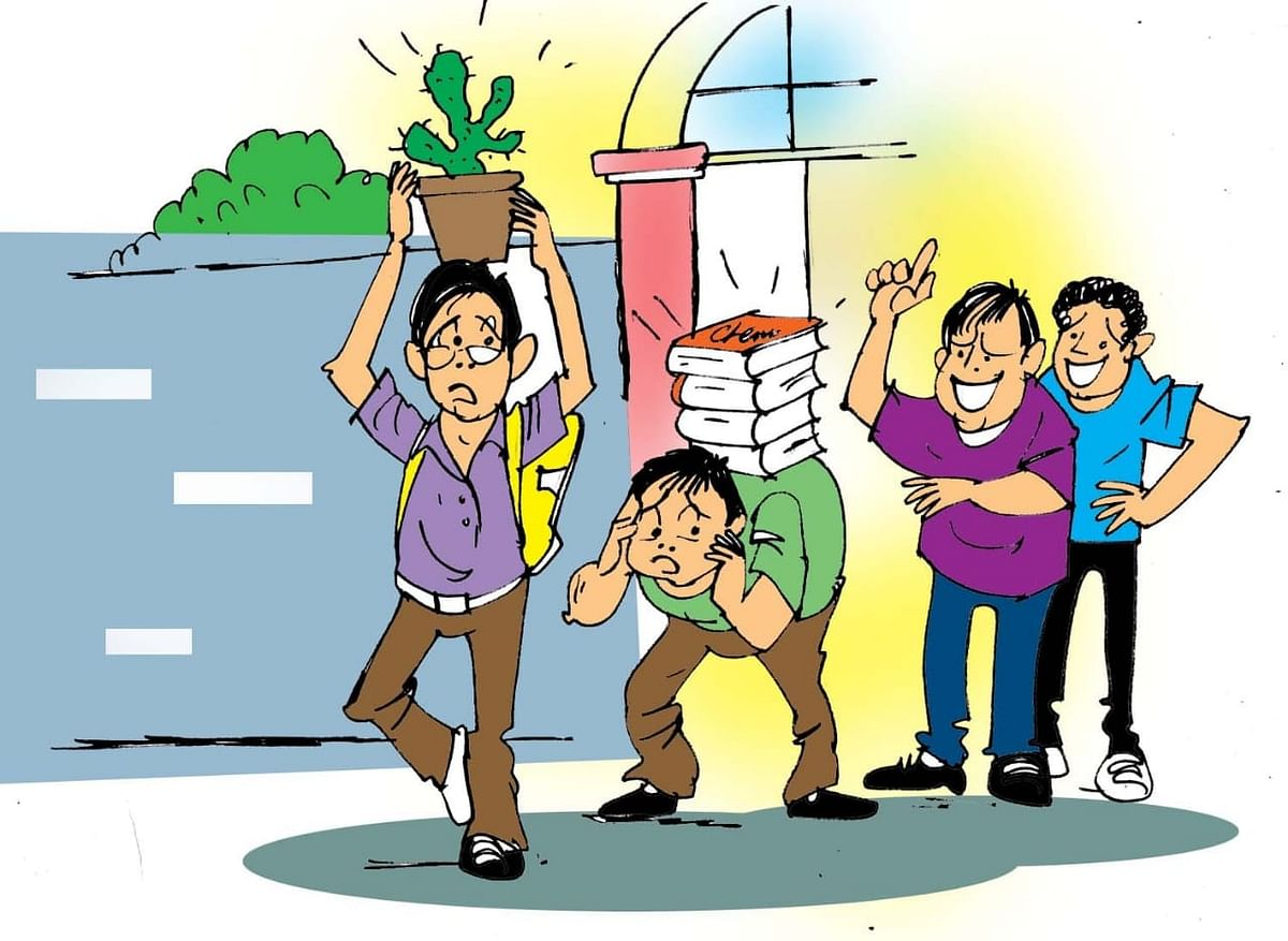 Indore: 107 ragging plaints in 2019, state shatters 11-yr record