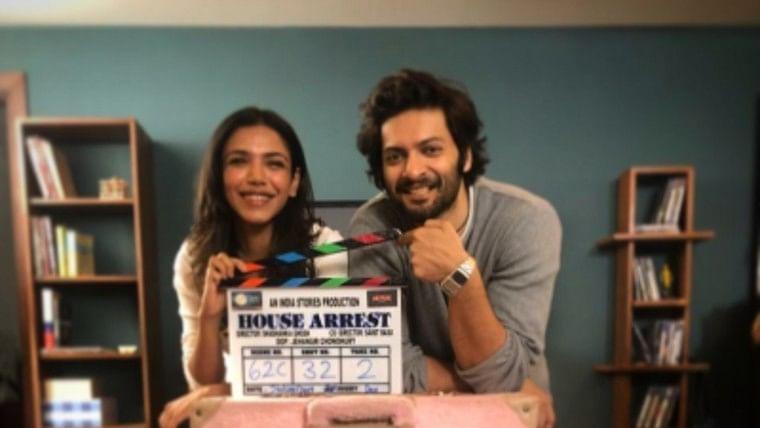 Ali Fazal and Shriya Pilgaonkar's take on Netflix's 'House Arrest Vs Vipassana'