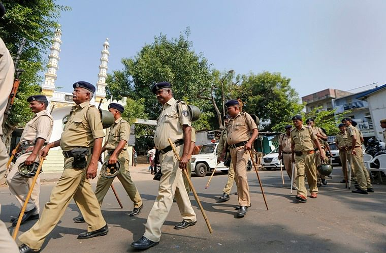 Ayodhya verdict: Pune Police warn residents about objectionable posts and slogans