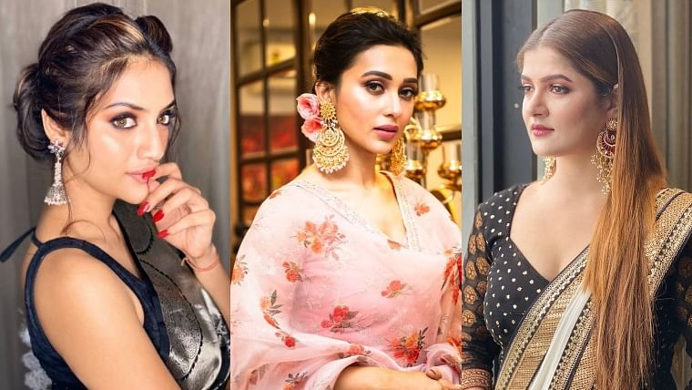 Nusrat Jahan to Mimi Chakraborty: Bengali beauties slaying at KIFF 2019