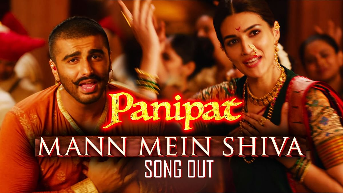 'Mann Mein Shiva' song out - 'Panipat'