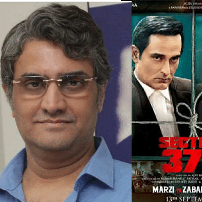 Section 375: Ajay Bahl, Manish Gupta make Twitter their court, fight over who wrote script