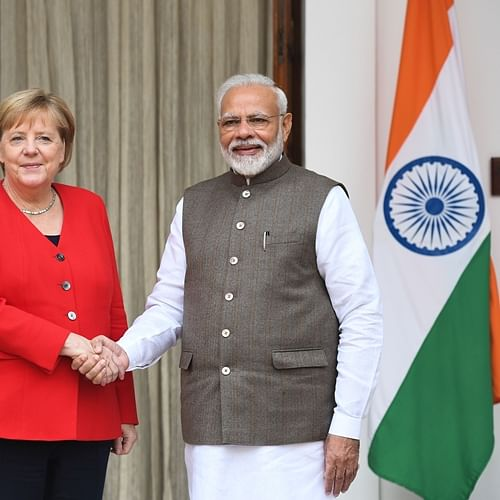 India, Germany ink 20 pacts, resolve to jointly combat terror