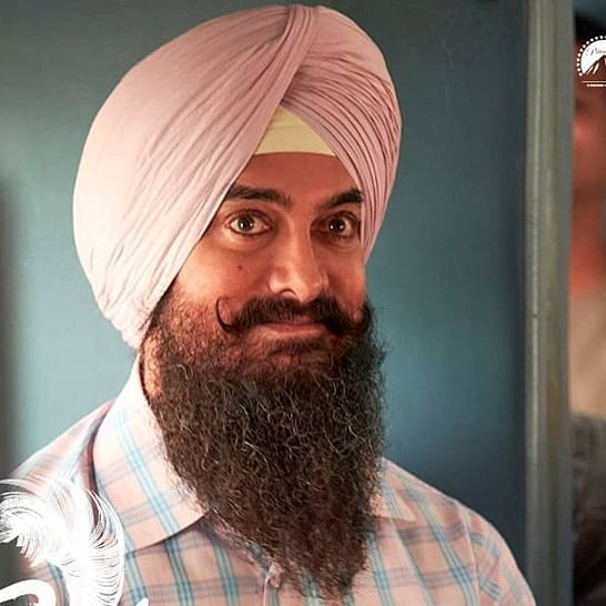 First Look: Aamir Khan introduces himself as 'Laal Singh Chaddha'