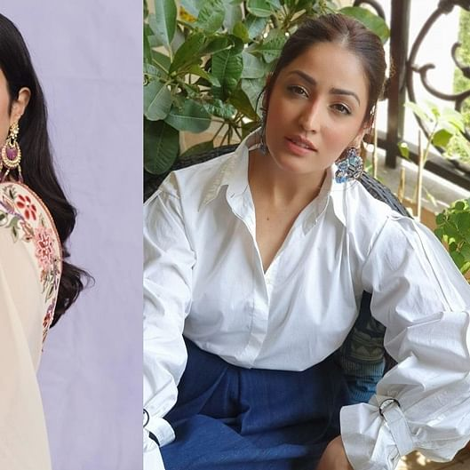 When Janhvi Kapoor's compliments for 'Bala' made Yami Gautam sentimental