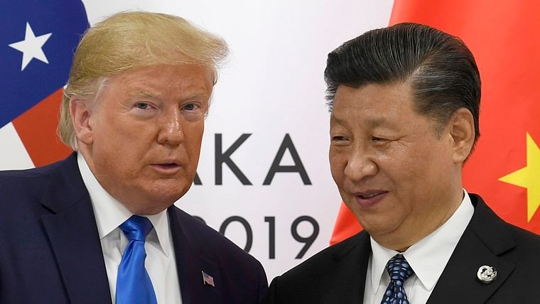 'If it weren't for me, Hong Kong would've been obliterated in 14 minutes', claims Trump