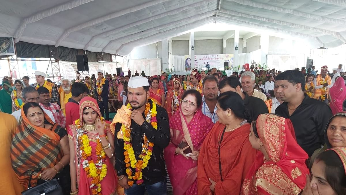 Mhow: Despite Collector's letter, mass marriages held at Pithampur