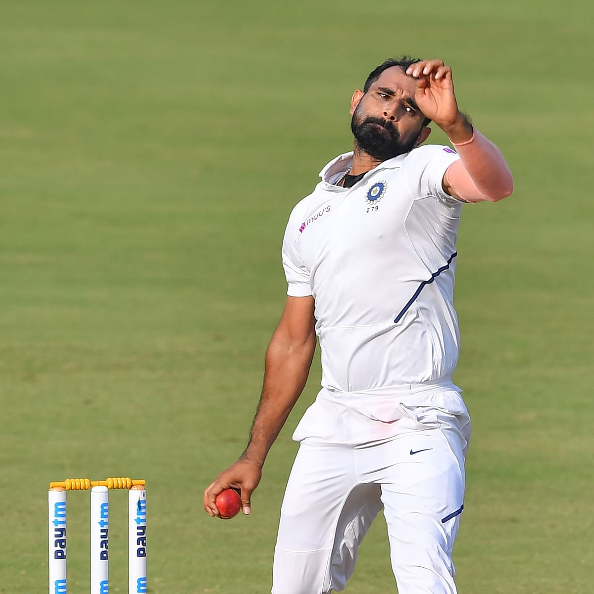 'Second Innings' Shami reveals how he preys on batsman's fears