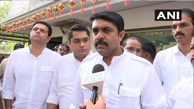 What happened in Maharashtra, should be done in Goa too: Vijai Sardesai on joining hands with Shiv Sena