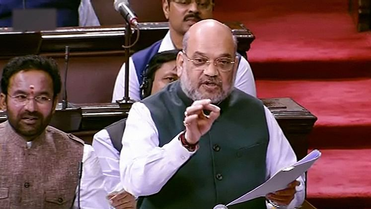 Process of NRC will be carried out across India, person of no religion should be worried: Amit Shah