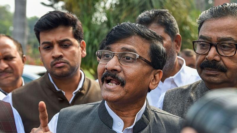 New Delhi: Shiv Sena MP Sanjay