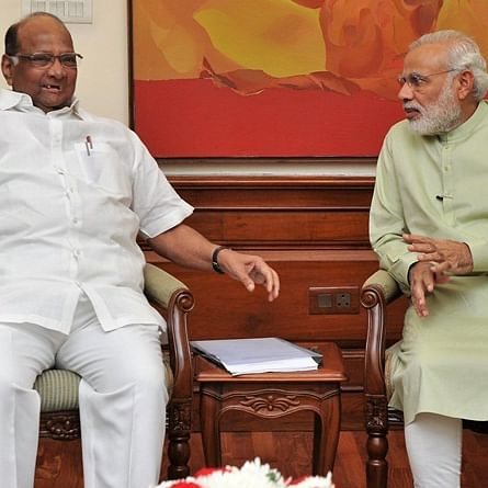 Is Sharad Pawar, PM Modi meeting hinting towards political realignment?