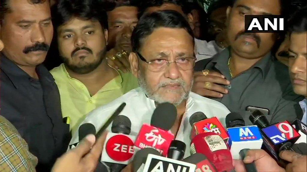 Maha Impasse: Final decision on Maha govt formation in next 2 days, says NCP leader Nawab Malik