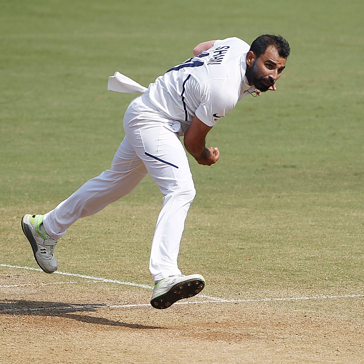 Shami will alter his length to keep batsman guessing