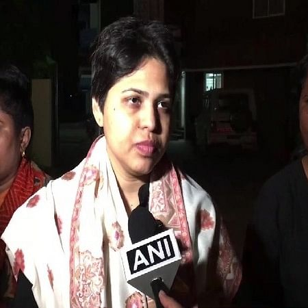 Will visit Sabarimala temple as it is our Constitutional right: Trupti Desai