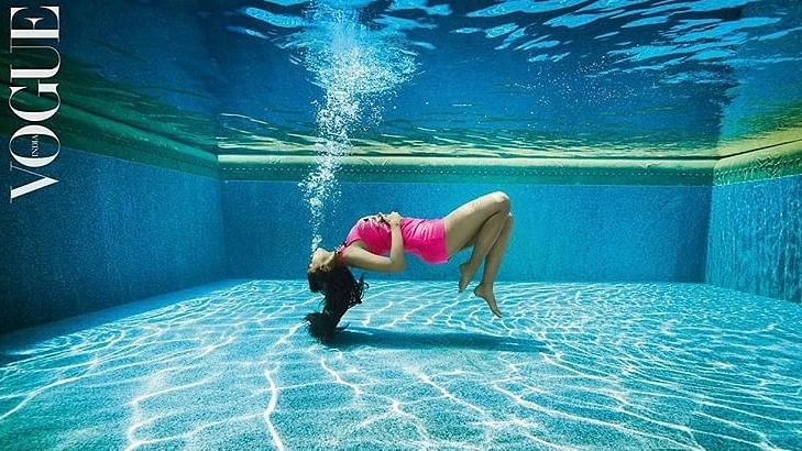 Alia Bhatt's neon bikini shoot draws comparison with Sameera's