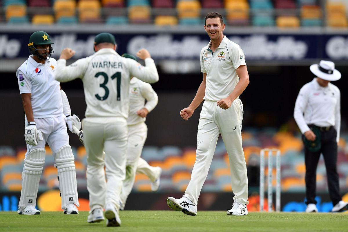 Aus vs Pak: Babar's ton in vain as Pak's revival falls 5 runs short