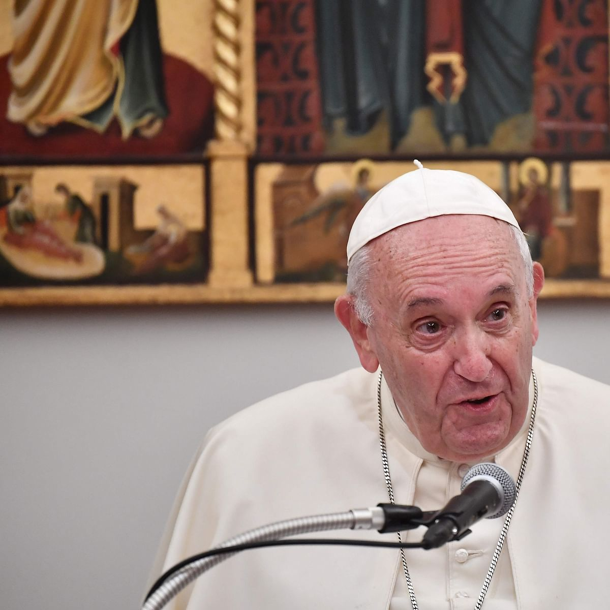 In a first, Pope Francis endorses same-sex civil unions in new documentary film 'Francesco'