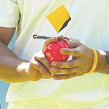 Pink balls hand stitched to aid reverse swing, but is that cricket?