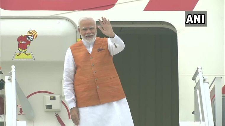 PM Narendra Modi heads on 3-day Thailand visit, to address 'Sawasdee PM Modi' community programme