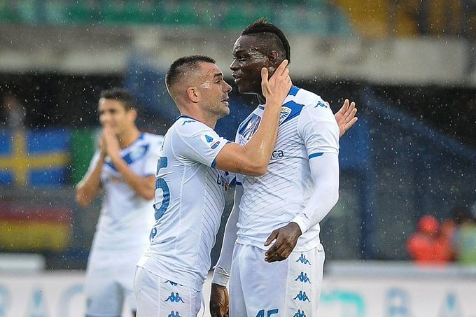 'He is black, he cannot lighten up,' says Italian club Brescia's president about racial abuse suffered by Mario Balotelli