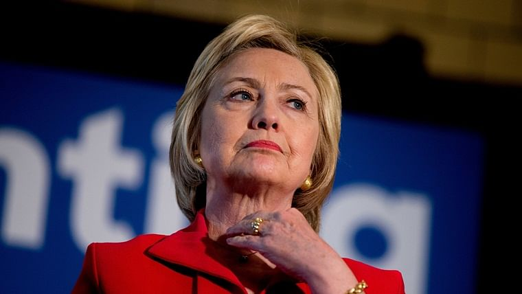 Shameful for UK  to not publish Russia report: Hillary Clinton