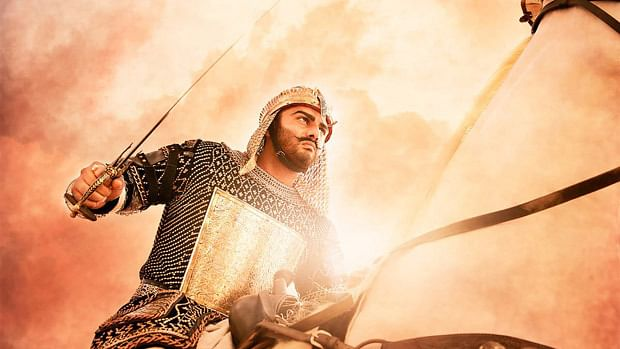 A still from the movie Panipat