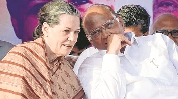 Sharad Pawar, Sonia Gandhi talks to determine whether Congress will support non-BJP formulation from inside or not