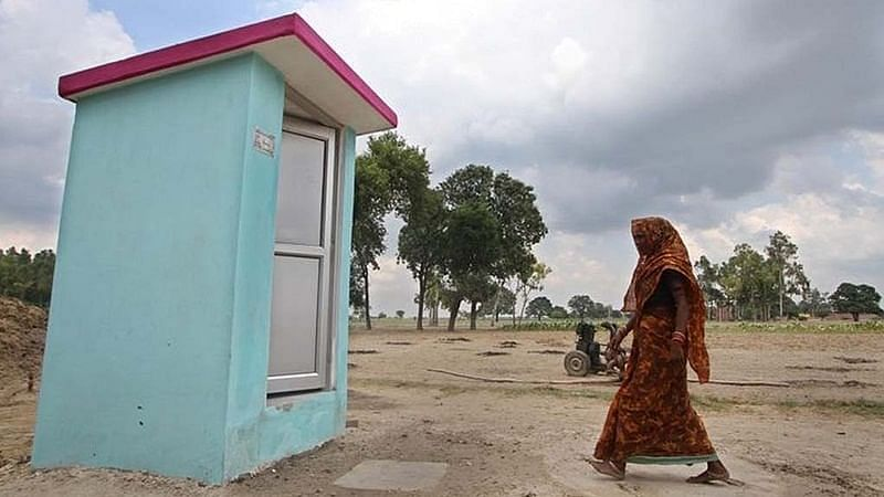 Modi Govt claims to have access to the toilets for 16.34 cr rural households