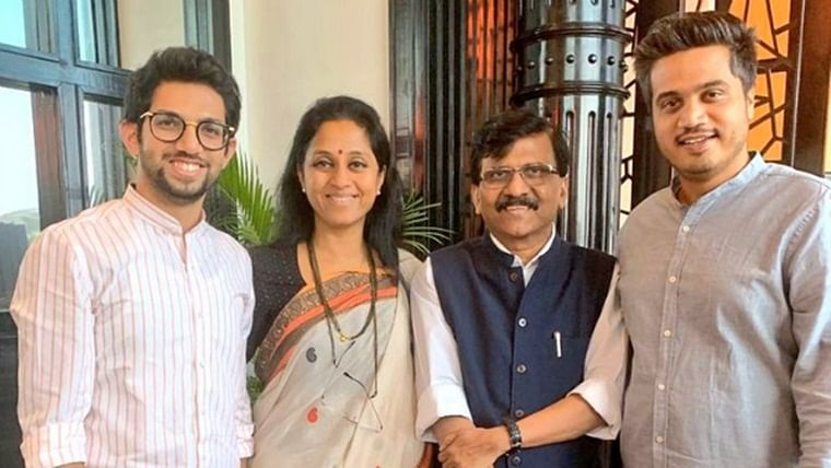 Maha govt formation: Rohit Pawar appeals for unity in family, party