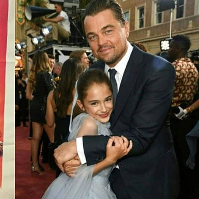 I thought Leonardo DiCaprio was Leonardo da Vinci: 'Once Upon a Time in Hollywood' child actor Julia Butters