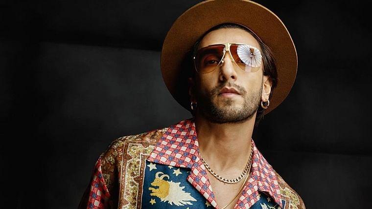 Ranveer Singh reveals his blood group and it is G+