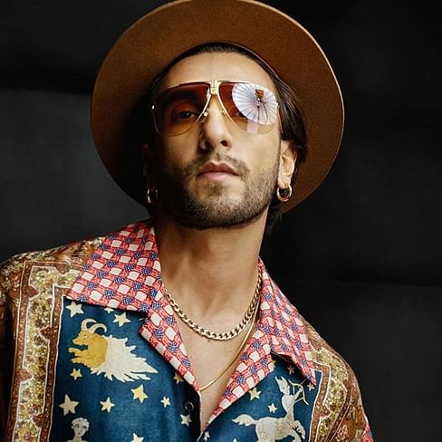 Ranveer Singh reveals his blood group and it is G+