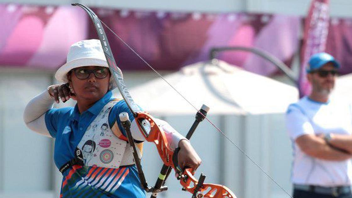 India Archer Deepika Kumari