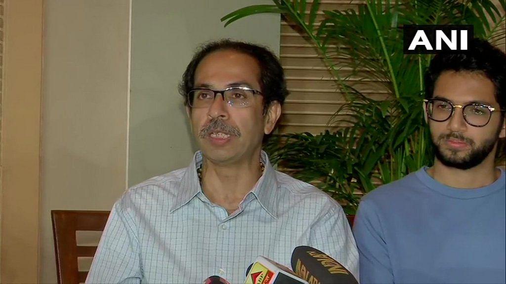 Maha govt formation:  SC to hear Shiv Sena's plea at 10:30 am on Wednesday