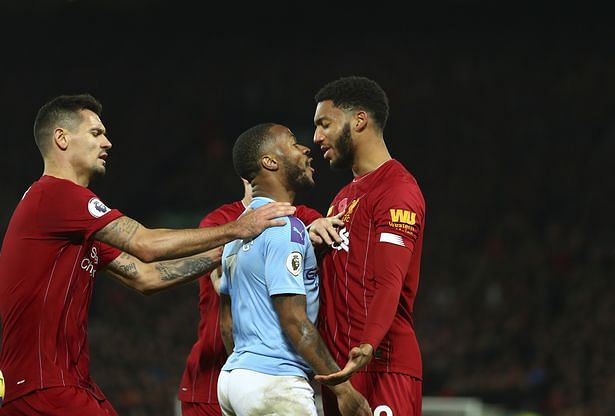 Raheem Sterling dropped after Man City vs Liverpool acrimony enters England squad