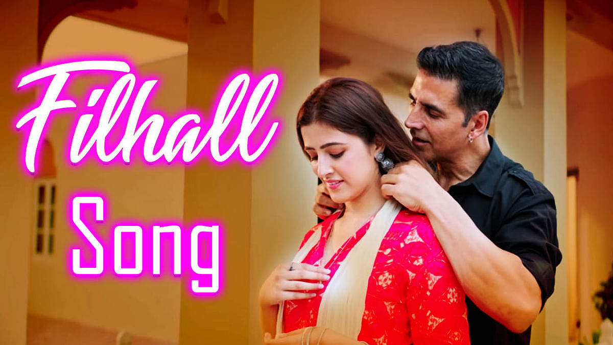 FILHALL- Akshay Kumar's First Music Video Gets A Release Date