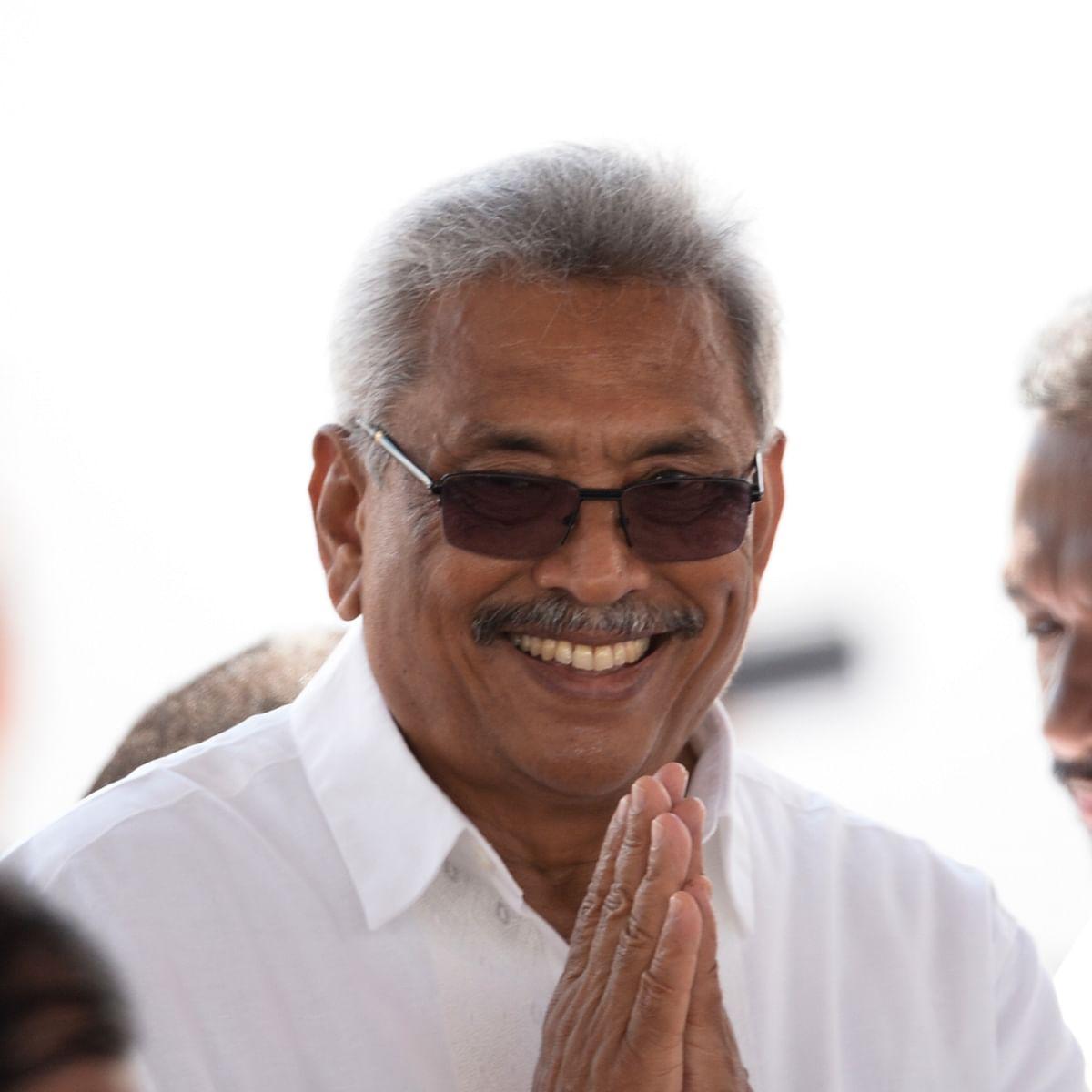 Sri Lankan President's neutrality is on test