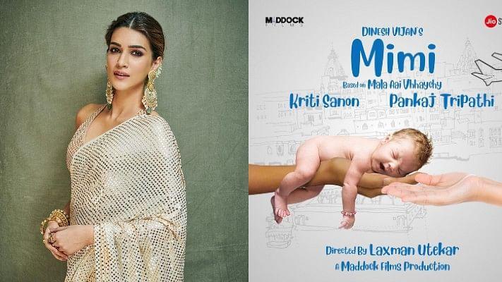 Not preachy or serious: Kriti Sanon gives a sneak-peek into 'Mimi'
