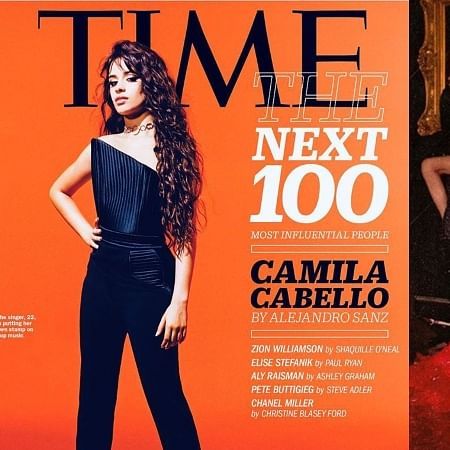 Camila Cabello appears on 'Time Next 100' cover, reveals tour and album release date