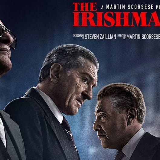 The Irishman Movie Review: A rambling masterpiece