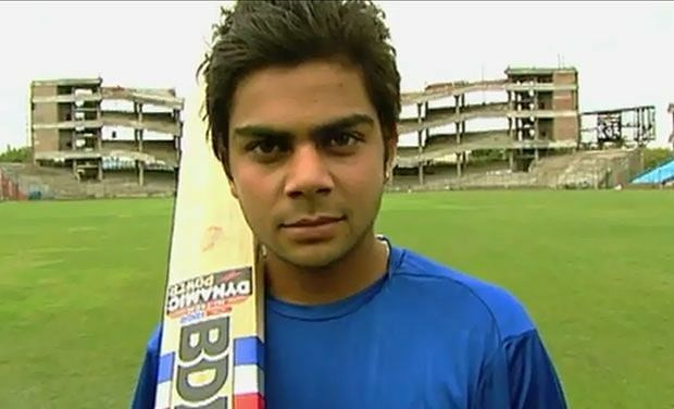 Virat Kohli's letter to his fifteen-year-old self will give you the feels