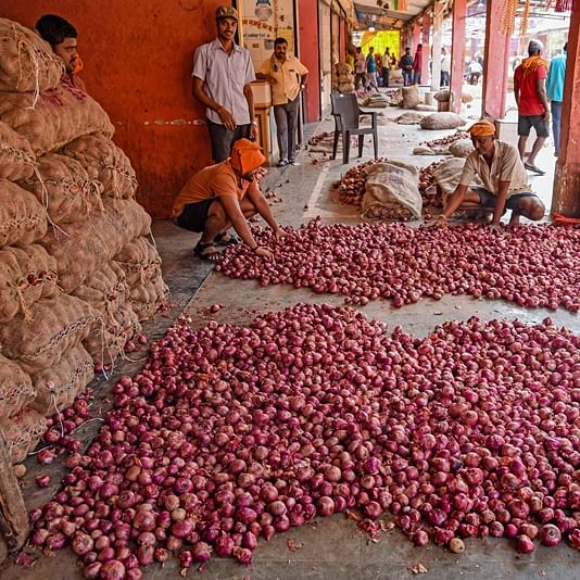 Onion prices to cut like a knife, for another month at least