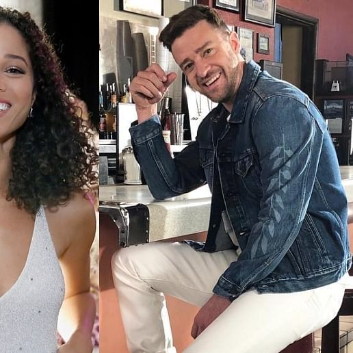 What's cooking? Justin Timberlake spotted with 'Palmer' co-star Alisha Wainwright in New Orleans