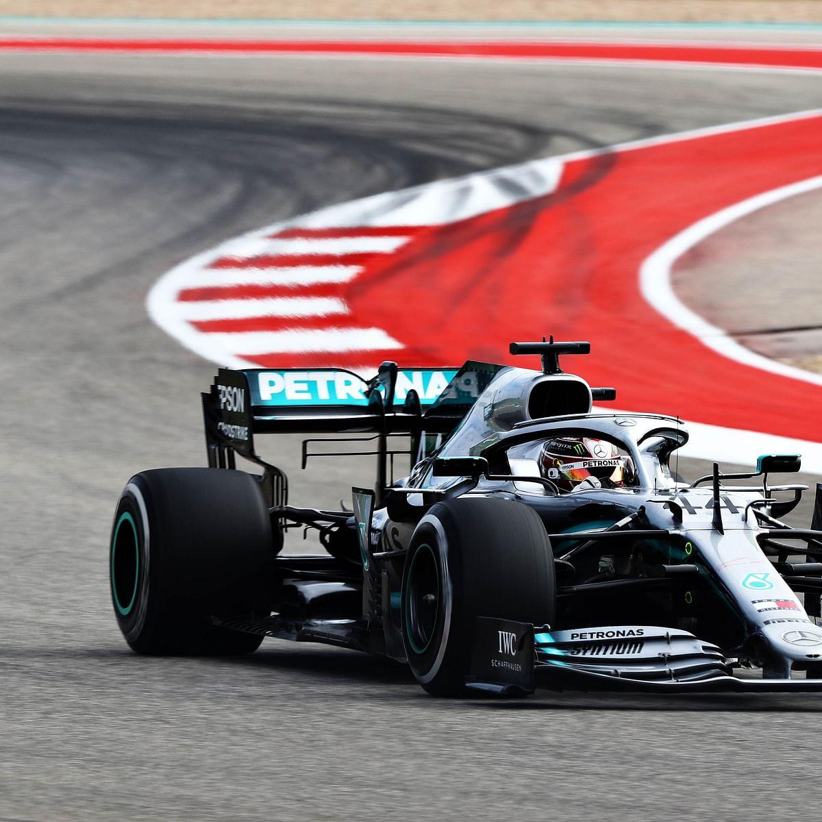 Formula One: Lewis Hamilton tops charts