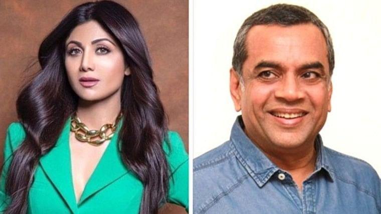 Shilpa Shetty, Paresh Rawal to star in Priyadarshan's 'Hungama 2'