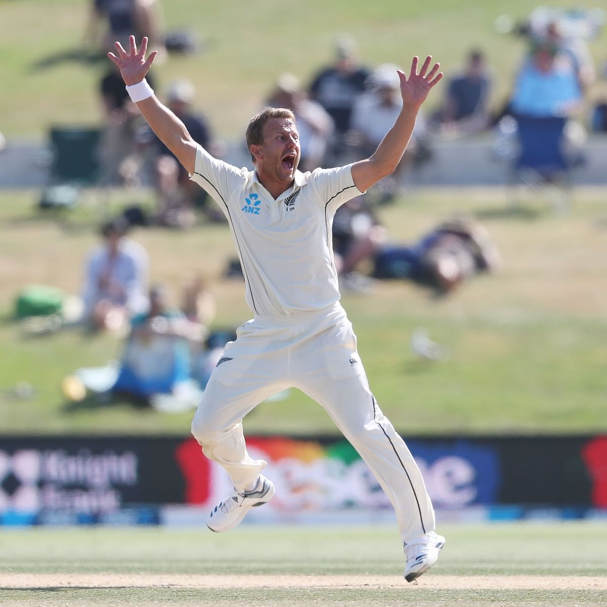 Wagner Neils England with a Fifer to script NZ win
