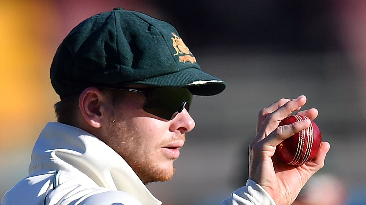 Tim Paine declare innings at 589/3 with David Warner not out at 335