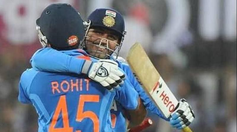 Rohit's scoring rate is unmatchable that even Kohli can't show: Virender Sehwag